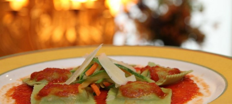 Warm Up With Our Ravioli