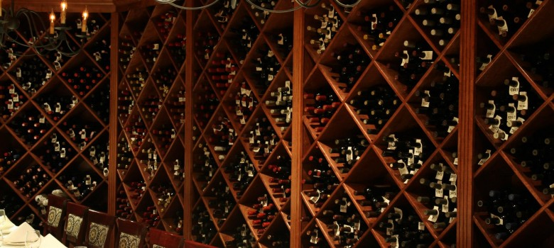 A Wide Array Of Wine Selection