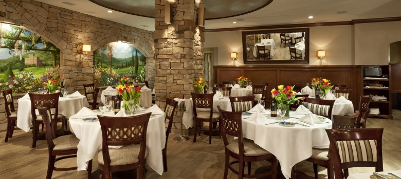 Giardino D'Oro Is The Perfect Location For Your Holiday Event!!